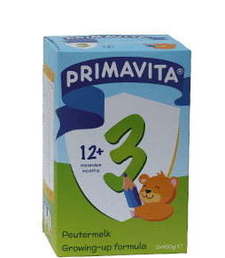 Primavita 3 Growing-up Milk Powder